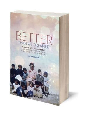 Better than we Dreamed (BK976) - SORRY - SOLD OUT