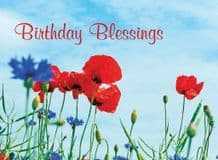 Birthday Blessings (EC329)