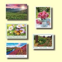 Birthday Cards - Hymns Set 1 (EC337)