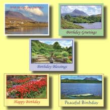 Birthday Cards - Hymns Set 2 (EC354)
