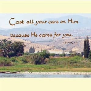 Classic - He Cares for You (JCL35)