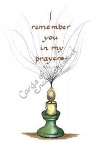 Classic - I remember You in My Prayers (JCP10)