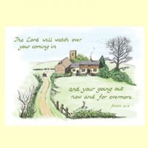 Classic - The LORD Will Watch Over You (JCL27)
