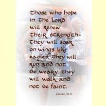 Classic - Those who hope in the LORD (JCP07)