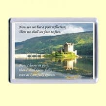 Fridge Magnet - Face to Face (MPL11)