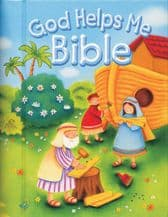 God Helps Me Bible (BK885)