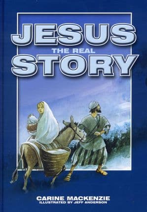 Jesus - The REAL Story (BK1048)
