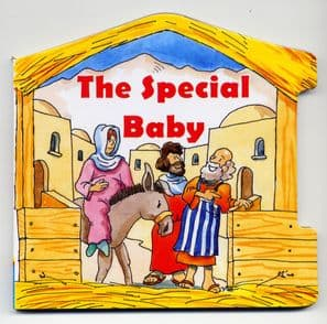 Jesus, the Special Baby (BK969)