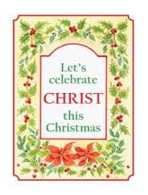 Let's Celebrate Christ (CC153)