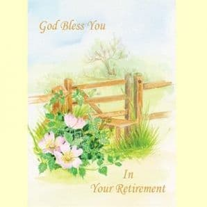 Occasions - God Bless You/Retirement (OP16)
