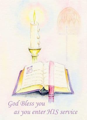 Occasions - God Bless You/Service (2 Chron. 31:20-21) (OP15)