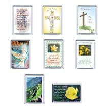 Set of 8  C of E  Fridge Magnets - Set 7 (XX177)