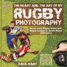 The Heart and the Art of My Rugby Photography [UK ONLY] (BK695)