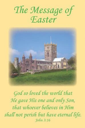 The Message of Easter (EC343)