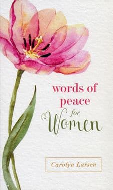 Words of Peace for Women (BK1019)