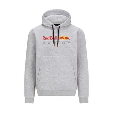 Red Bull Racing Hooded Sweater - Grey - 2021