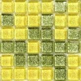 10mm Limey Lemon - 81 Tiles
