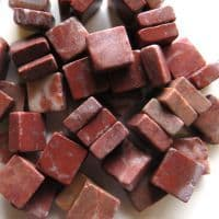 10mm Marble Tile - Beauty Red - 50g