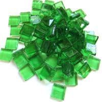 10mm Mini Transparent - Alfalfa - 81 Tiles