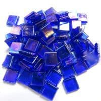 10mm Mini Transparent - Lazulite - 81 Tiles