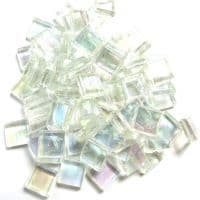 10mm Mini Transparent - Pearlite - 81 Tiles