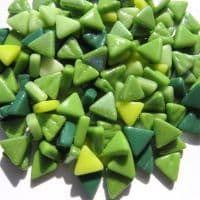 10mm Triangle - Meadow - 50g