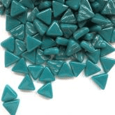 10mm Triangle - Mistletoe Green Gloss - 50g