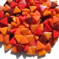 10mm Triangle - On Fire - 50g
