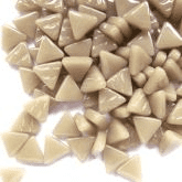 10mm Triangle - Taupe - 50g
