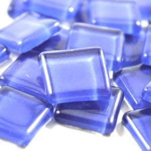 15mm Glossy Squares - Periwinkle - 100g