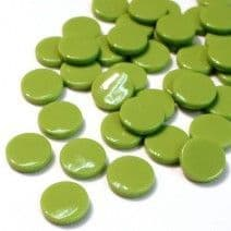 18mm Round - Green Grass Gloss - 500g