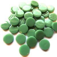 18mm Round Spearmint Green Gloss - 500g