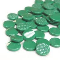 18mm Round - Spruce Green Gloss - 50g