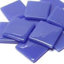 25mm Square Tile - Wisteria Gloss - 50g