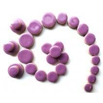 Ceramic Discs - Purple - 500g