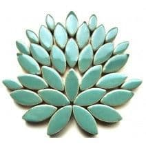 Ceramic Petal - Teal Green - 500g
