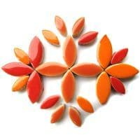 Ceramic Petals - Kumquat - 500g