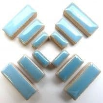 Ceramic Rectangle - Azure - 500g