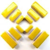 Ceramic Rectangle - Citrus Yellow - 500g