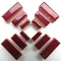 Ceramic Rectangle - Merlot - 50g