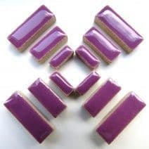 Ceramic Rectangle - Pretty Purple - 500g