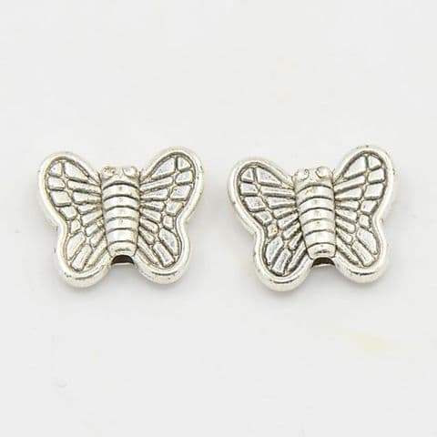 Charm - Butterfly - 5 pieces