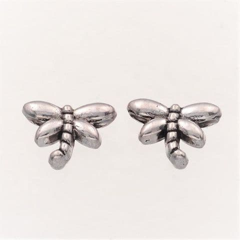 Charm - Dragonfly - 10 pieces