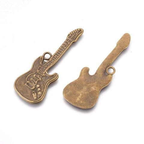 Charm - Guitar Large - 1 piece