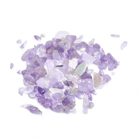 Chips - Natural Amethyst 2~8mm - 50g