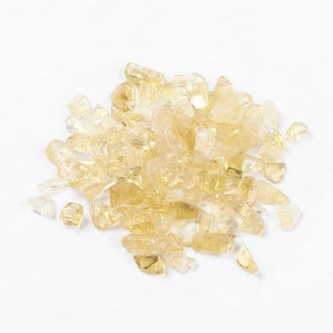 Chips - Natural Citrine 5~19mm - 50g