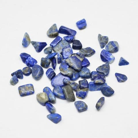 Chips - Natural Lapis Lazuli 1~30mm - 50g