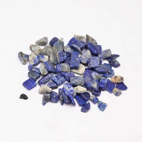 Chips - Natural Lapis Lazuli 3~9mm - 50g