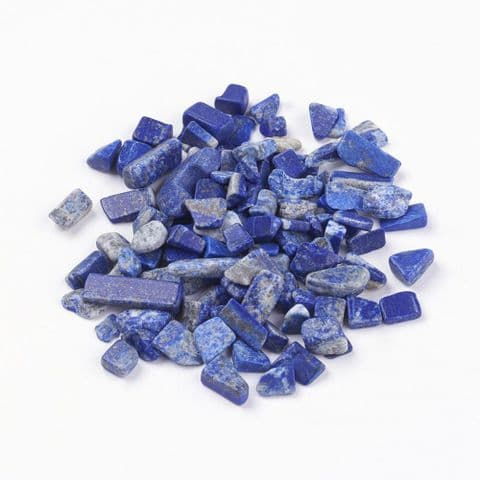 Chips - Natural Lapis Lazuli 5~8mm - 50g
