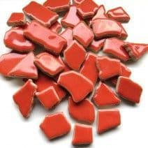 Jigsaw Ceramic - Coral Red - 100g